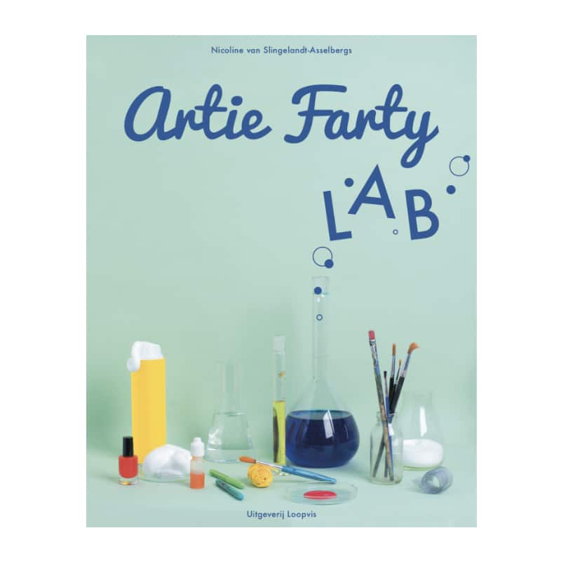 Artie Farty LAB cover