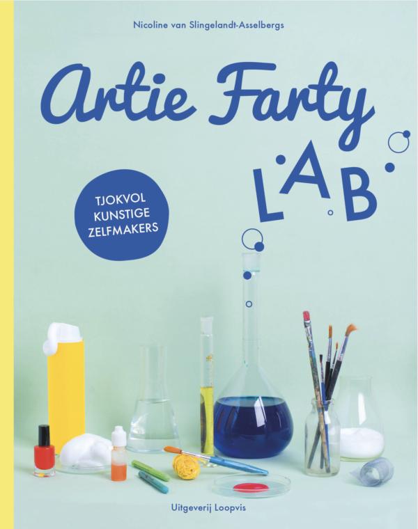 AF Lab omslag