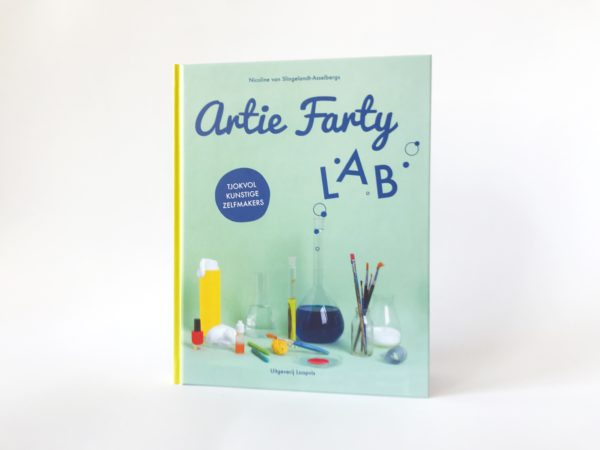 Artie Farty LAB productfoto liggend