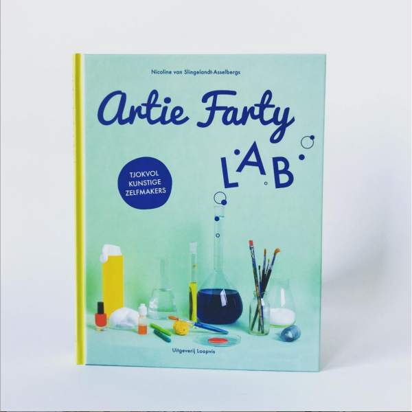 Artie Farty LAB gif preview