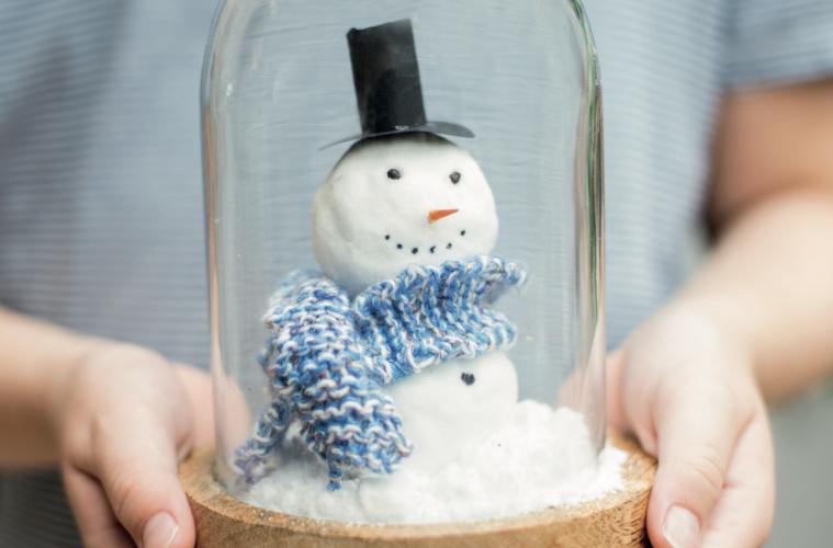 Artie Farty Lab sneeuwpop