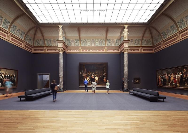 Rijksmuseum Nachtwachtzaal_Erik Smits