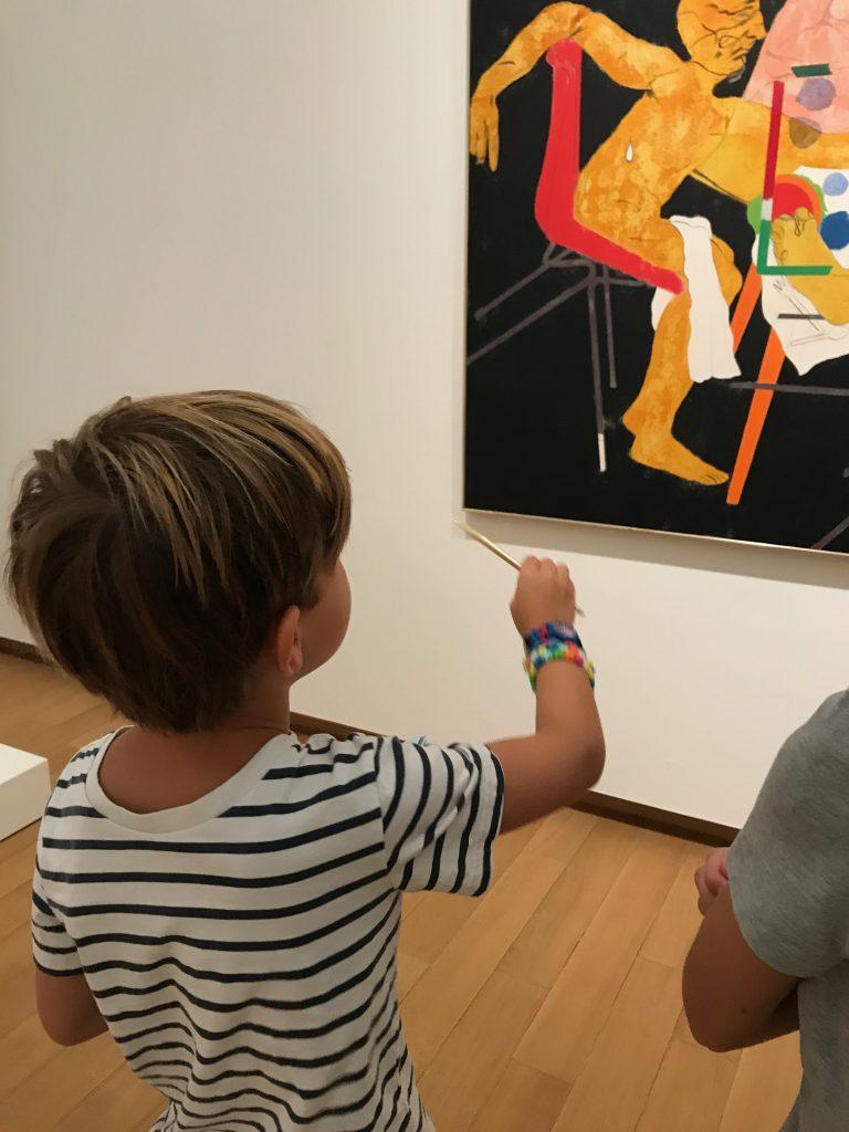 Stedelijk Amsterdam moderne kunst