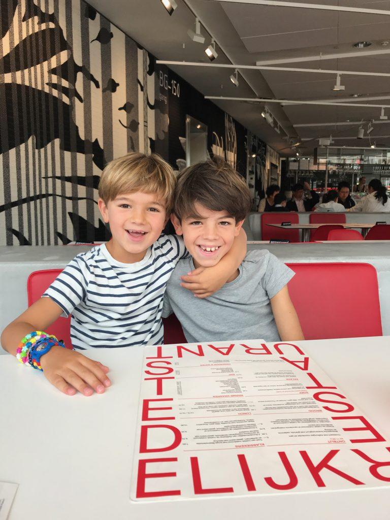 Stedelijk Amsterdam restaurant