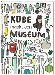 Kobe maakt een museum cover