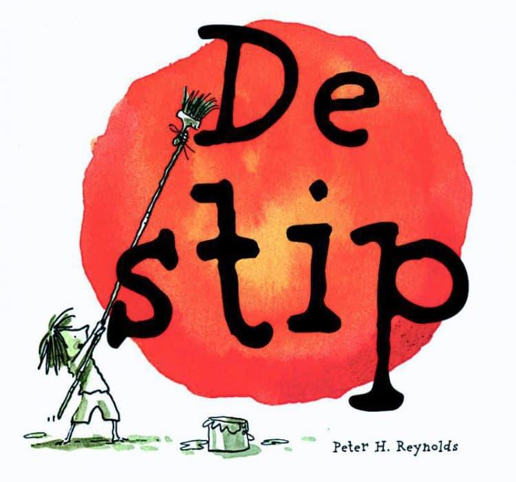 De Stip boek Peter H. Reynolds