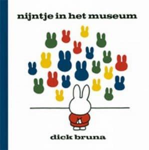 Nijntje in het museum cover