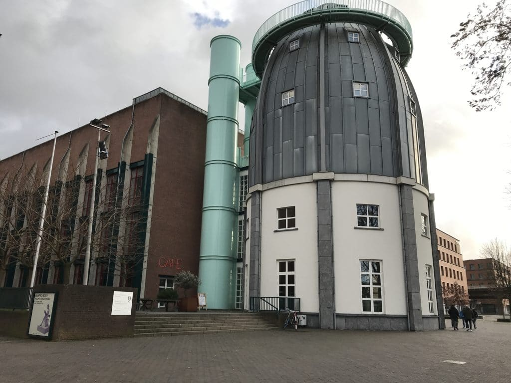 Bonnefantenmuseum Maastricht met kinderen