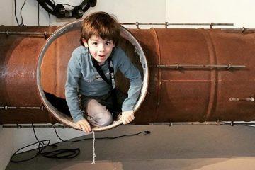 Kindvriendelijke kunstmusea