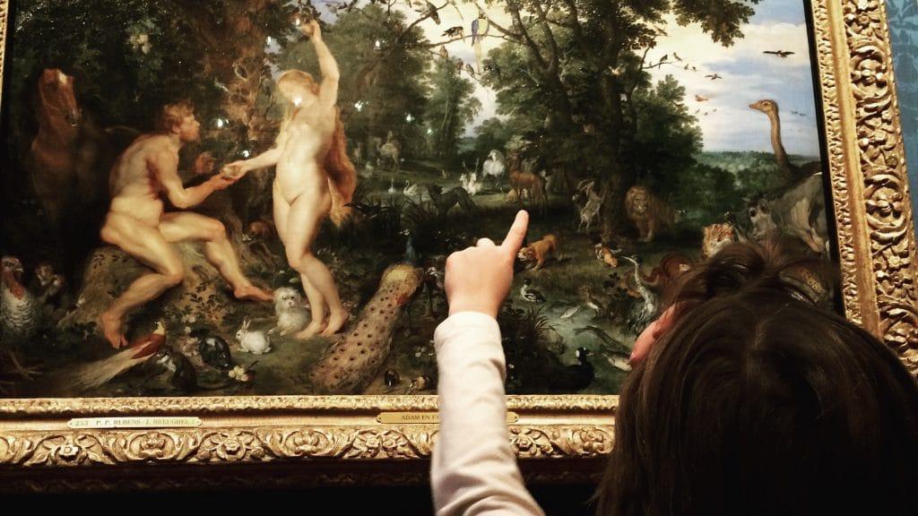 Kindvriendelijke kunstmusea Mauritshuis Den Haag