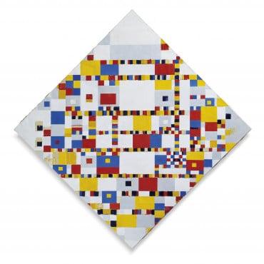 Piet Mondriaan - Victory Boogie Woogie ( 1942-44)