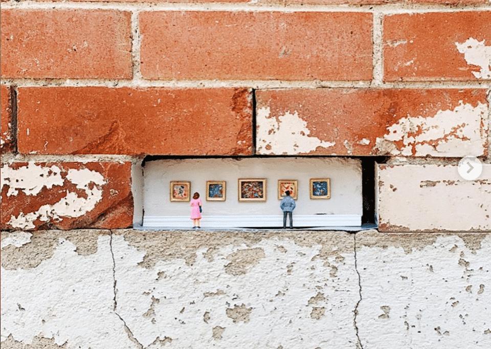 Tiny Art Show