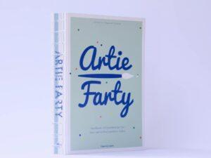 Artie Farty boek