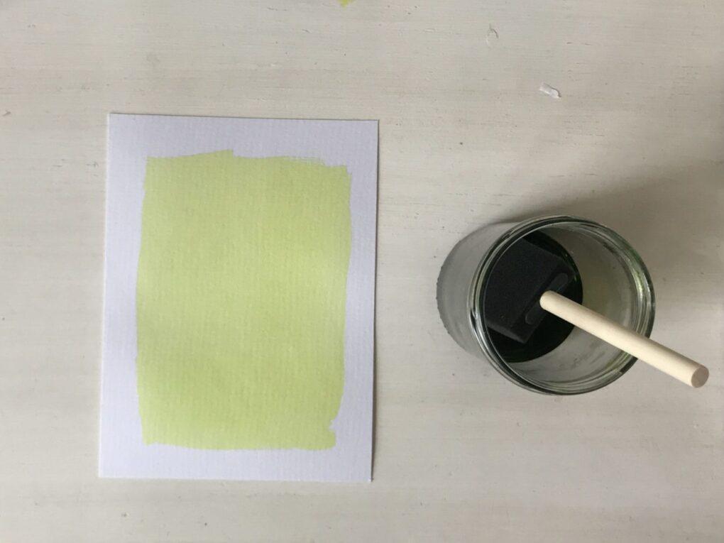 Lichtgevoelig_papier_A5_zonneprint_cyanotypie