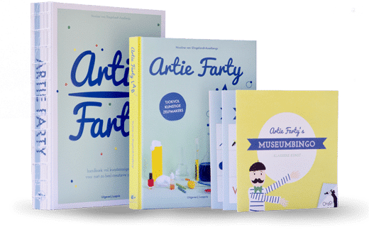 Shop-producten-Artie-Farty-Lab-Museumbingo