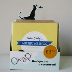 Museumbingo_kaart_Okapi_Uitgeverij_Loopvis