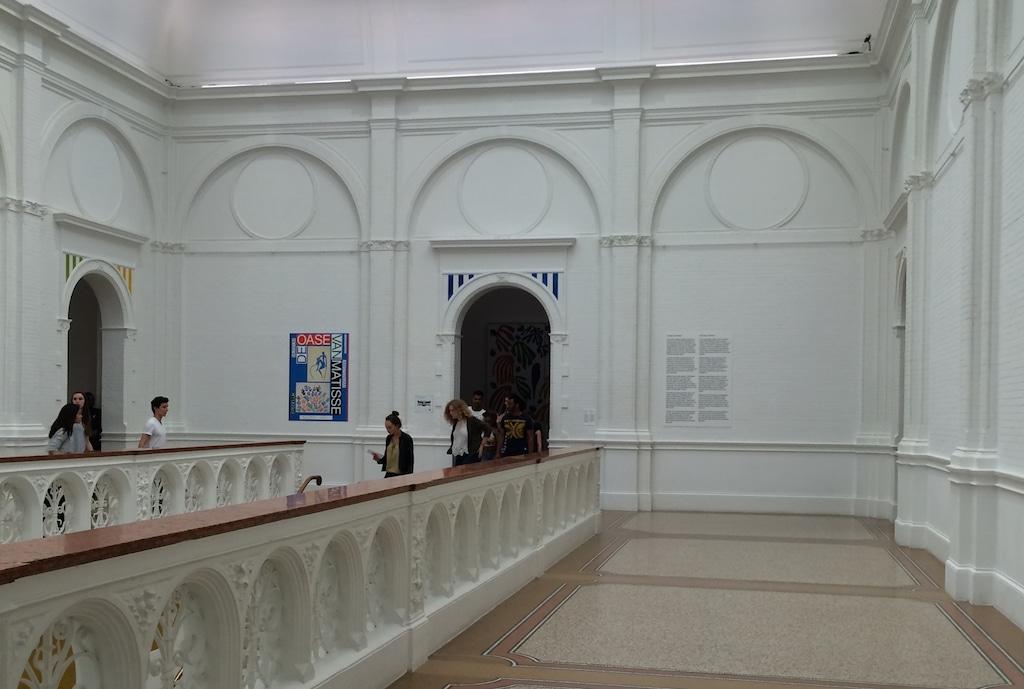 Stedelijk Museum Amsterdam boven