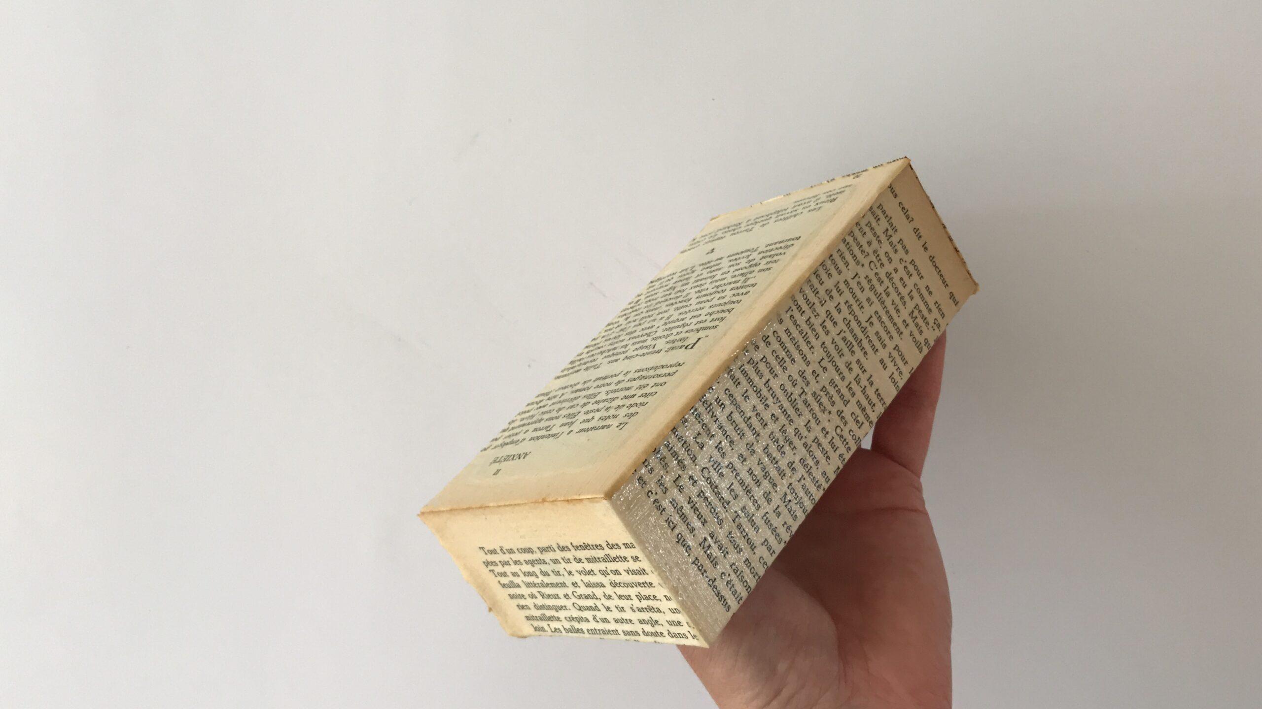Diorama van een iPhone doosje stap 2