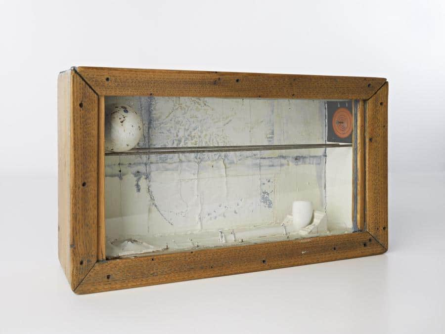 Joseph Cornell Untitled For Chiarina