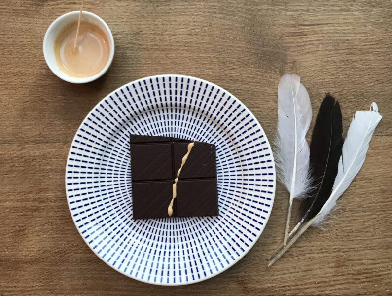 Kintsugi voor kinderen chocola goudlijm