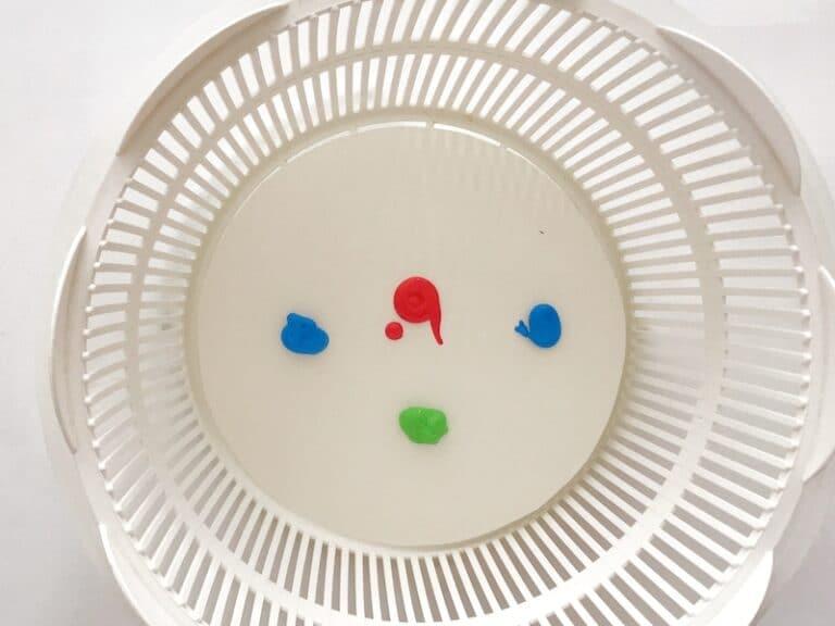 Spin art Artie Farty stappenplan2