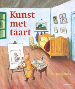 Kunst met taart The Tjong-Khing kunstboeken kinderen ouders