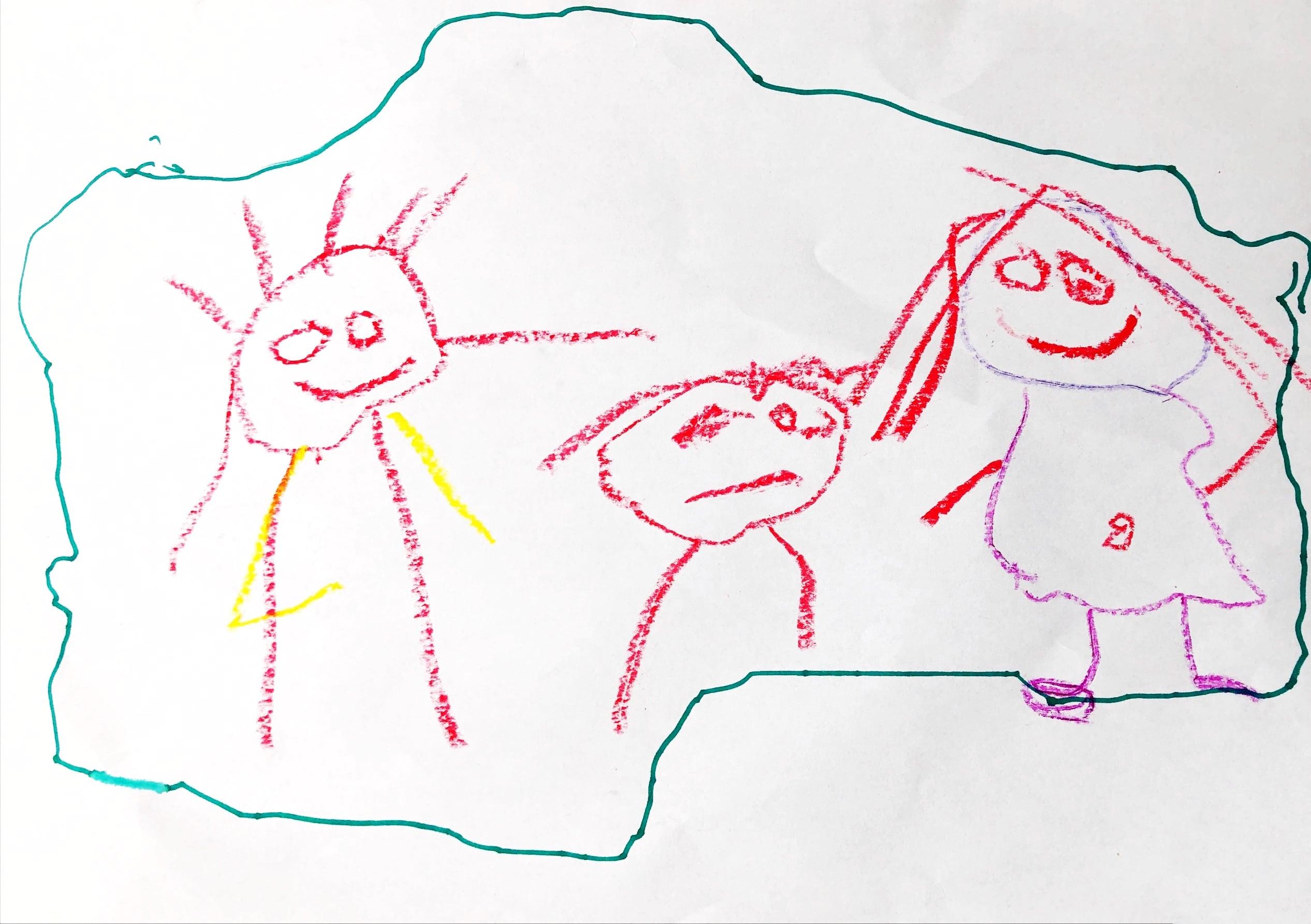 Betekenis koppoters_kindertekening_Artie Farty_Talking Drawings