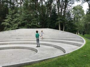 Amfitheater Marta Pan klein