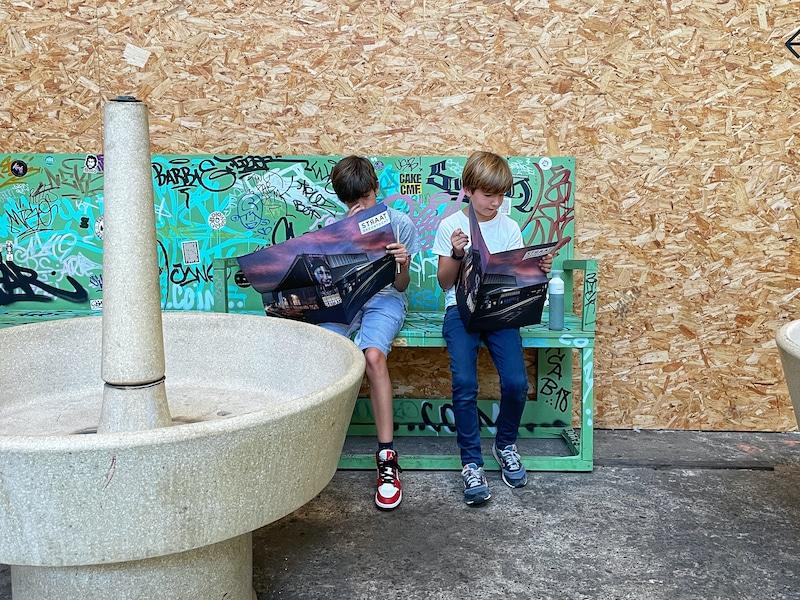 STRAAT street art museum Amsterdam speurtocht kinderen 800x600